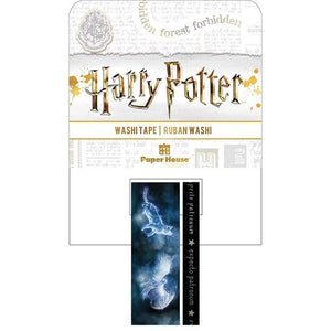 Paper House Harry Potter Washi Tape Rolls: Patronus
