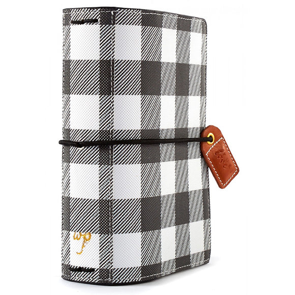 Webster's Pages Pocket Traveler: Buffalo Plaid