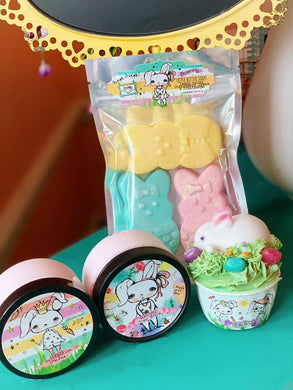 Easter treats 4 piece set