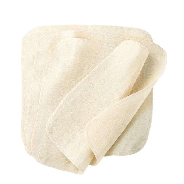 Disana Organic Cotton Muslin Washcloth – 3 pack
