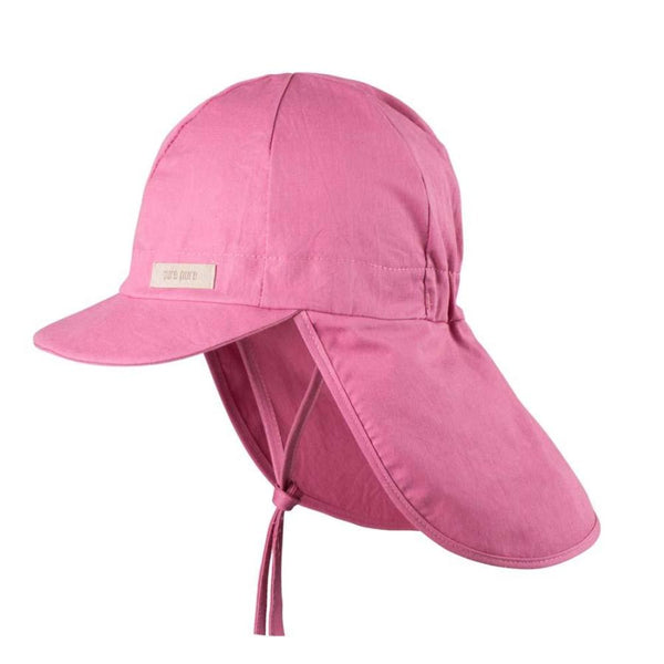 Organic Cotton Sun Protection Hat - Pink