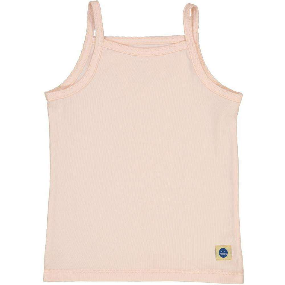Ida Girls Singlet - Shell