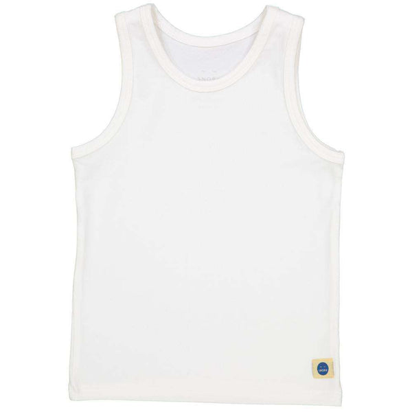 Hugo Boys Singlet - White