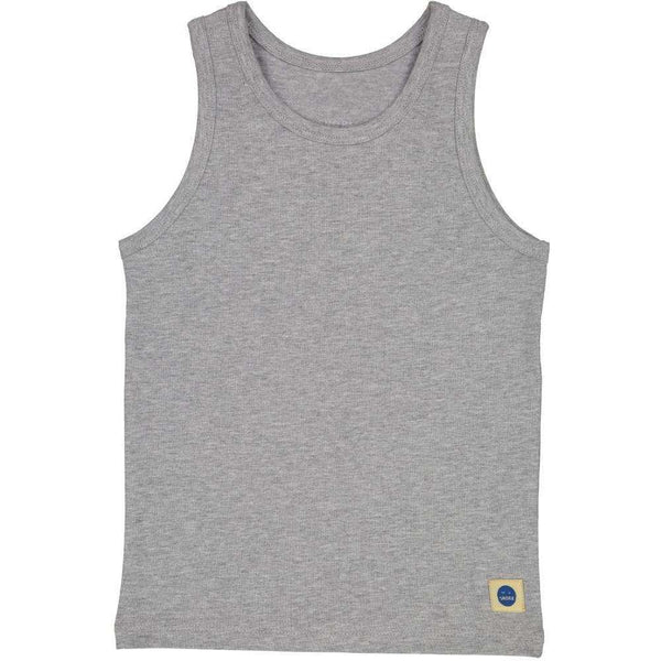 Hugo Boys Singlet - Grey Melange
