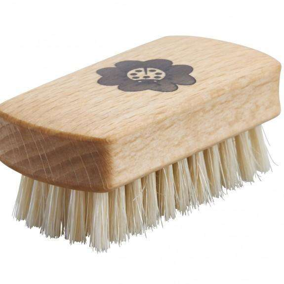 Glückskäfer Children's Hand & Nail Brush - 6cm