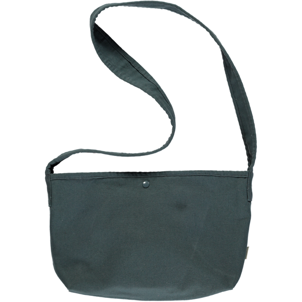 Organic Cotton Canvas Bag - Stormy Weather