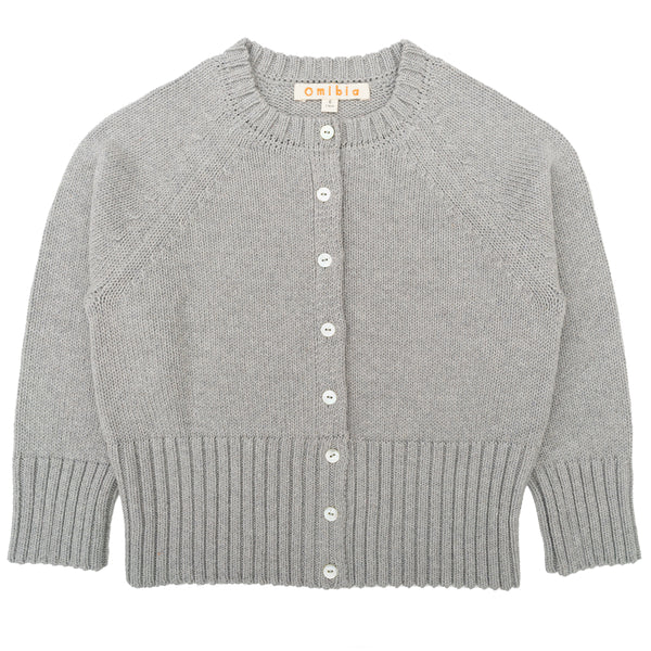 Holly Cardigan - Grey