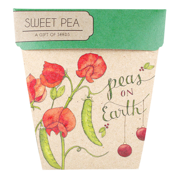 Sow n Sow Peas on Earth Gift of Seeds