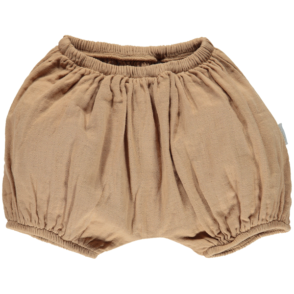 Organic Cotton Bloomers - Indian Tan