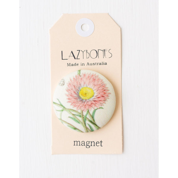 Paper Daisy Magnet