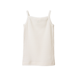 Pointelle Camisole - Natural