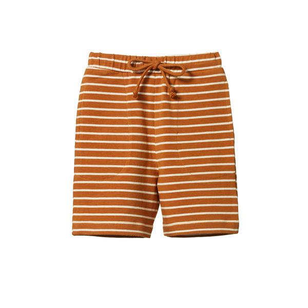 Jimmy Shorts - Harvest Sailor Stripe