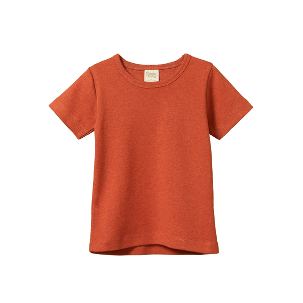 River Tee - Copper Marl