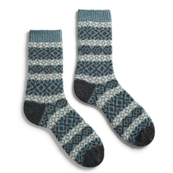 Lisa b. Women's Nordic Socks - Mineral