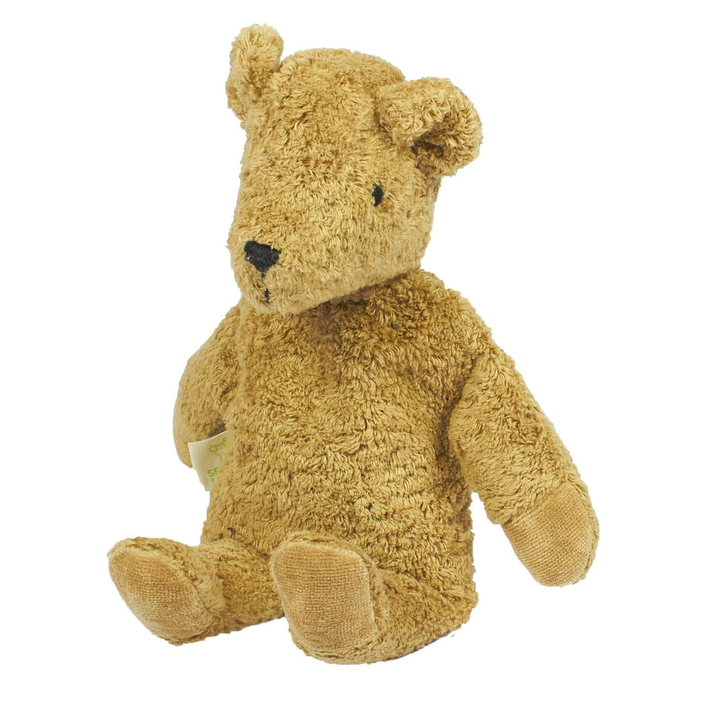 Small Cuddly Animal Bear - Beige