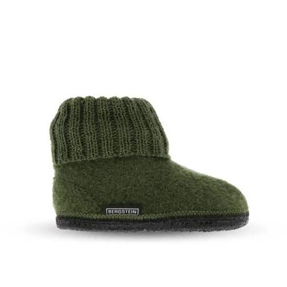 Cozy Adults Wool Slipper - Forrest