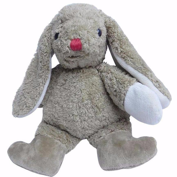 Kallisto Organic Cotton Baby Rabbit - Light Brown