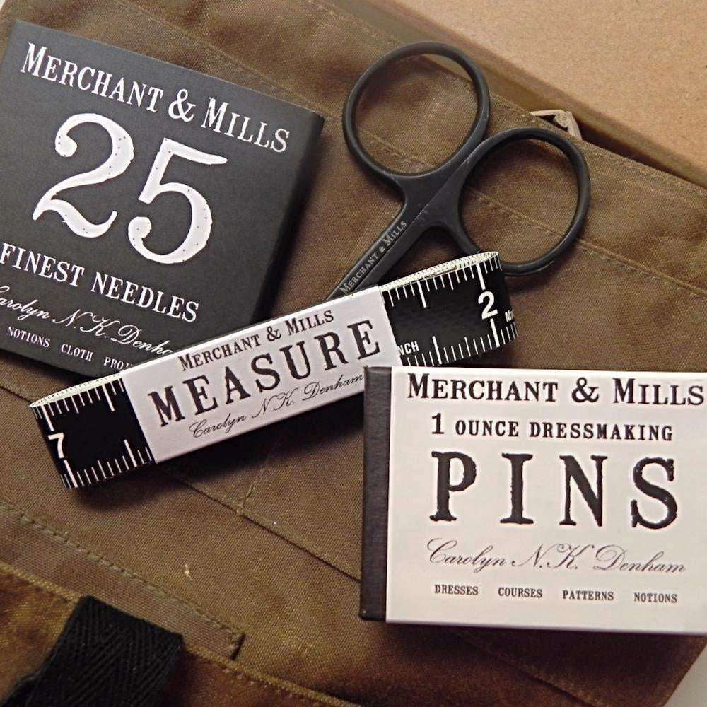 Merchant & Mills - Oilskin Sewing Kit