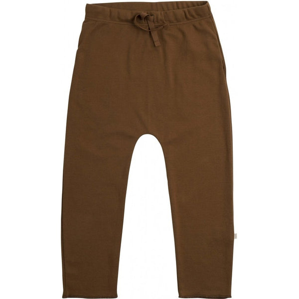 Organic Cotton Nordic Pants - Amber