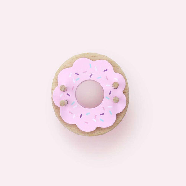 Donut Pom Maker - Strawberry