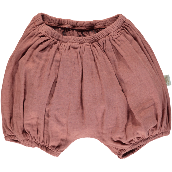 Organic Cotton Bloomers - Light Mahogany