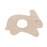 Wooden Story Soother - Rabbit