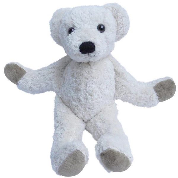 Kallisto Organic Cotton Bear - White