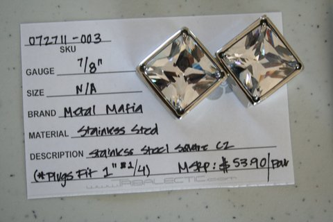 Metal Mafia Clearance Product - 072711-003