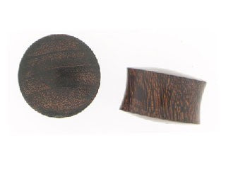 Tribalectic Iron Wood Solid Plug (PG229)
