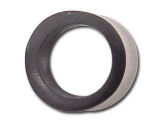 Tribalectic Hollow Black Horn Plug (HHOP)