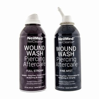 Tribalectic NEILMED Piercing Aftercare Saline Spray
