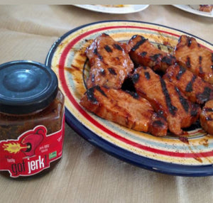 HOT N TASTY BBQ PORK CHOPS