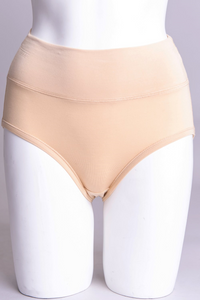 La Gaunche is shaped to be lightly horizontal, tucking snugly under the buttocks. Out of sight, out of mind.    Fabrication: BAMBOO - 95% Bamboo 5% Lycra   Fabrication - BAMBOO MODAL -50% Bamboo 42% Modal 8% Lycra  BLUE SKY $15.00 colour nude
