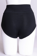 La Gaunche is shaped to be lightly horizontal, tucking snugly under the buttocks. Out of sight, out of mind.    Fabrication: BAMBOO - 95% Bamboo 5% Lycra   Fabrication - BAMBOO MODAL -50% Bamboo 42% Modal 8% Lycra  BLUE SKY colour black $15.00