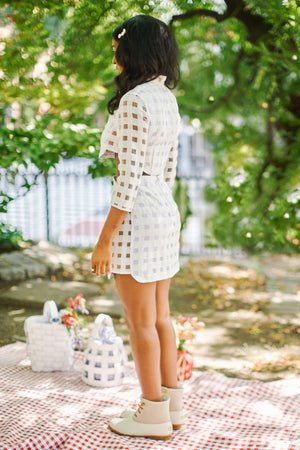 A Pic-Nic Party skirt