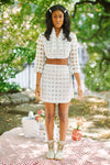 A Pic-Nic Party blouse