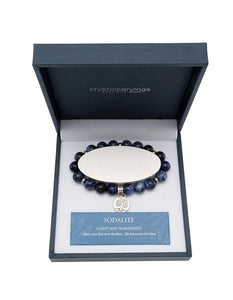 Sodalite Tree of Life Bracelet