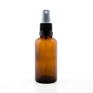 Amber Glass Mist Bottle (50ml, 100ml & 200ml)