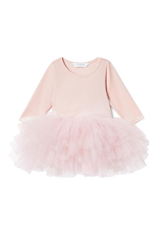 O.M.G. Tutu Dress in Shirley Pink
