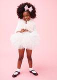 O.M.G. Tutu Dress in Lucy White