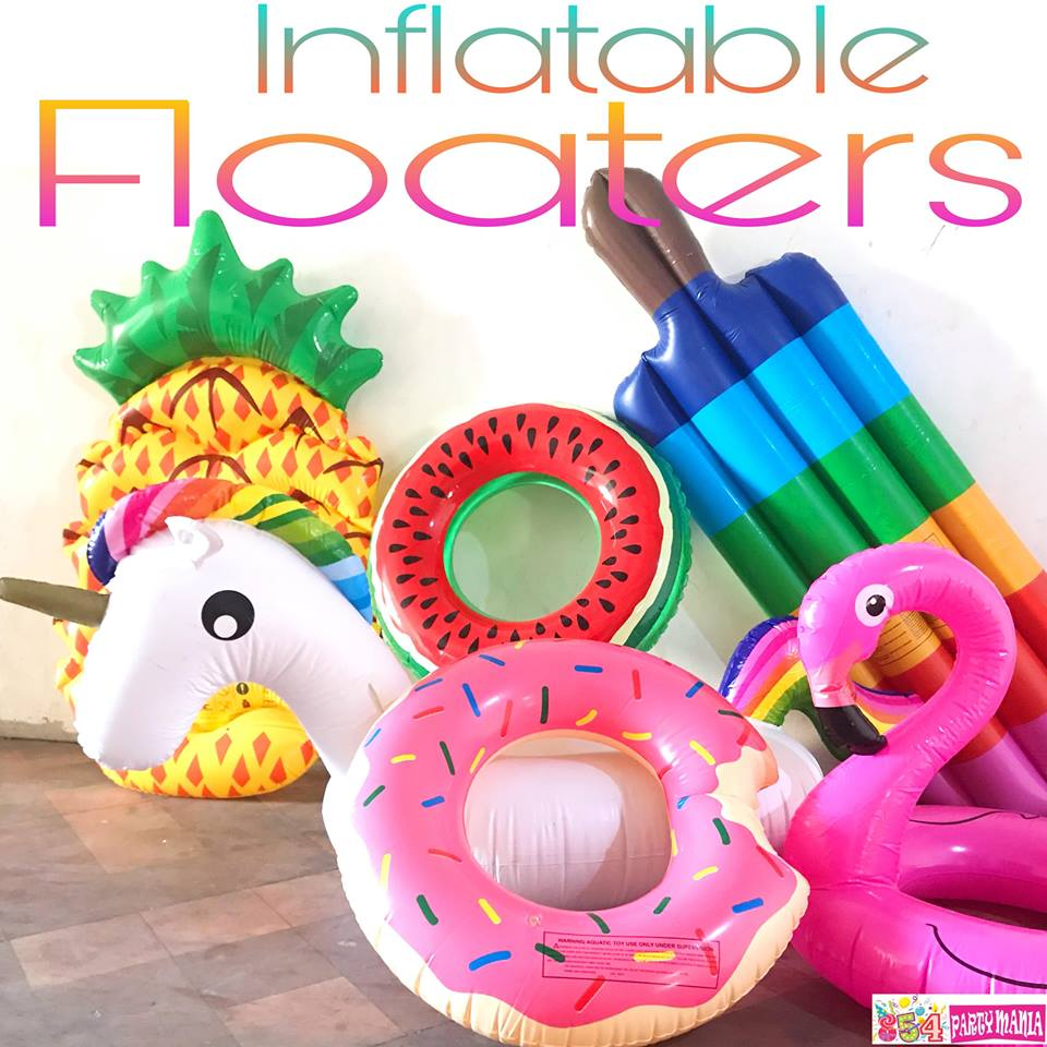 Inflatable Floaters