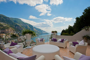 Luxury Positano villa sleeps 12  Villa Voltaire