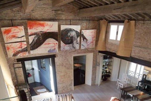 Lambertesca - Florence Luxury Apartment sleeps 10