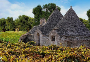 Alberobello - walking tour of the Trulli village UNESCO site