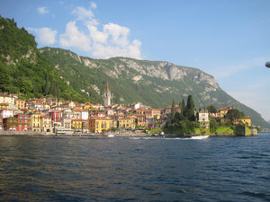 Italian Lakes near Como - Boat, Food and Villa Tour