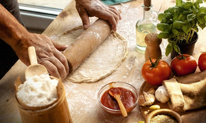 Pizza Making and Gelato Class Shared or Private approx. 3-hours Tuesdays