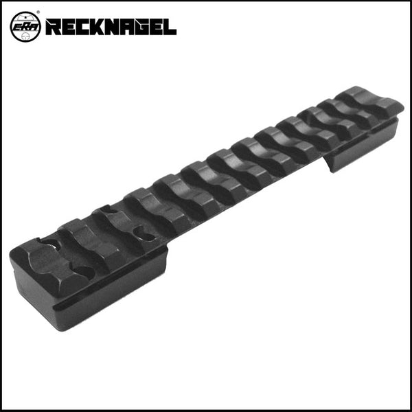 RECKNAGEL BROWNING X-BOLT PICATINNY RAIL LA 20MOA - SKU: 00088-0096, 100-200, ebay, Optics, picatinny-rails, recknagel, Scope-Bases-Mounts