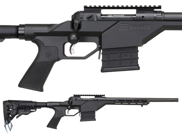 SAVAGE 10 BA STEALTH 223 REM 16 INCH 10 SHOT DM PINNED STOCK - SKU: 10BAS223PIN a  from SAVAGE sold by the best firearms store in Australia - Safari Firearms