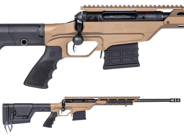SAVAGE 10 BA STEALTH EVOLUTION 308 WIN 20 INCH 10 SHOT DM - SKU: 10BASE308 a  from SAVAGE sold by the best firearms store in Australia - Safari Firearms