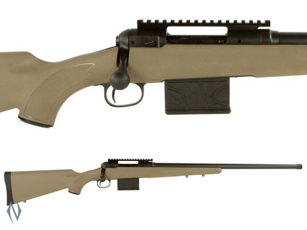 SAVAGE 10 FCP SR 6.5 CREEDMOOR 24 INCH 10 SHOT FLAT DARK EARTH - SKU: 10FCP65FDE a  from SAVAGE sold by the best firearms store in Australia - Safari Firearms